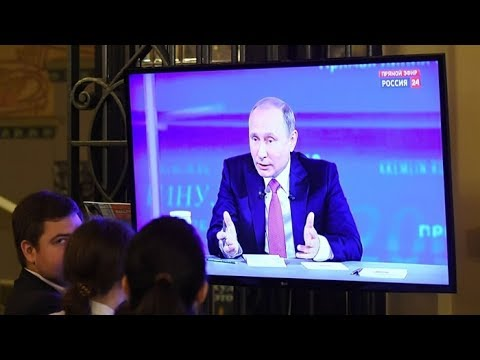 Putin's End Game in Syria