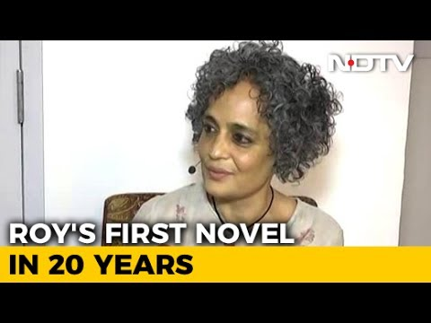 Novelist Arundhati Roy and her mission to inspire in the 'Ministry of Utmost Happiness'
