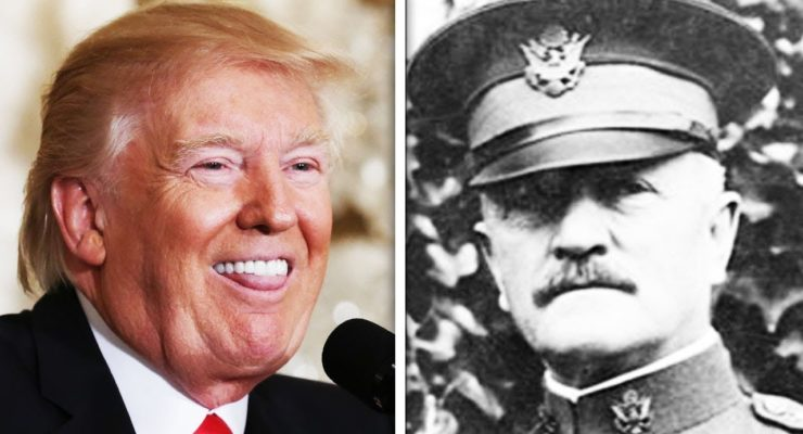 Trump on Barcelona: Recalls US War on Spain, Brutal Occupation of Filipino Muslims