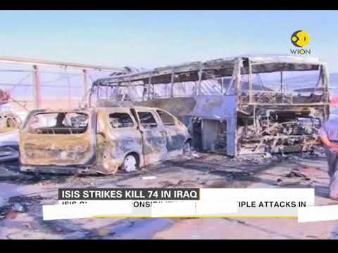 London Covered but 83 Iraqis killed in ISIL attack largely ignored by US TV News