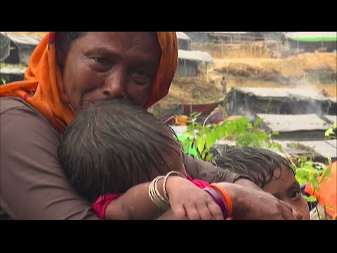 "Muslim <strong>Rohingya</strong> Refugees from Burma: ""The Army… burned down my house."""