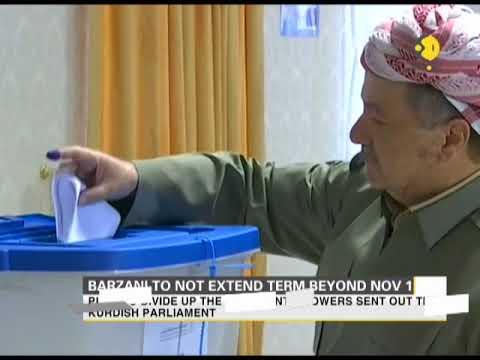 Barzani gambled it all and Lost– Kurdistan Pres. ending Career