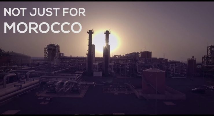Morocco's Solar Power Revolution Sparks Jobs, High-Tech Investment