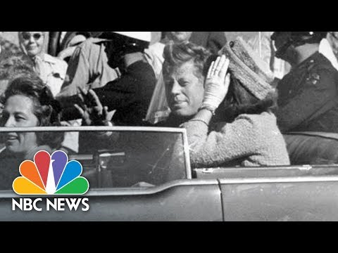 """Secret"" JFK Assassination Files Reveal Bizarre Allegations"