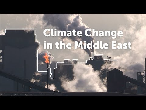 COP23: Global Heating threatens Mideast with Mega-Droughts
