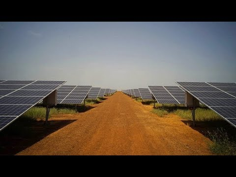 Could Africa skip Pipelines straight to Solar Panels?