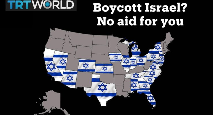 Is Israel trying to Occupy the US 1st Amendment?