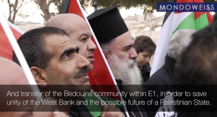 Israelis to evict entire Bedouin Community from Jerusalem
