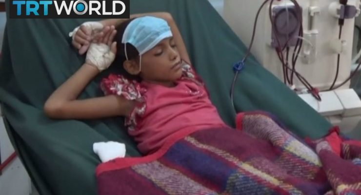 The War on Children in Yemen: UNICEF