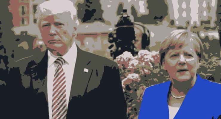 World, horrified at Trump, sends US Ranking Plummeting