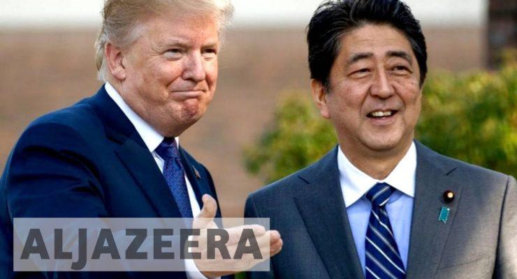 Trump: Why didn't 'Samurai Japan' shoot down N. Korea Missiles?