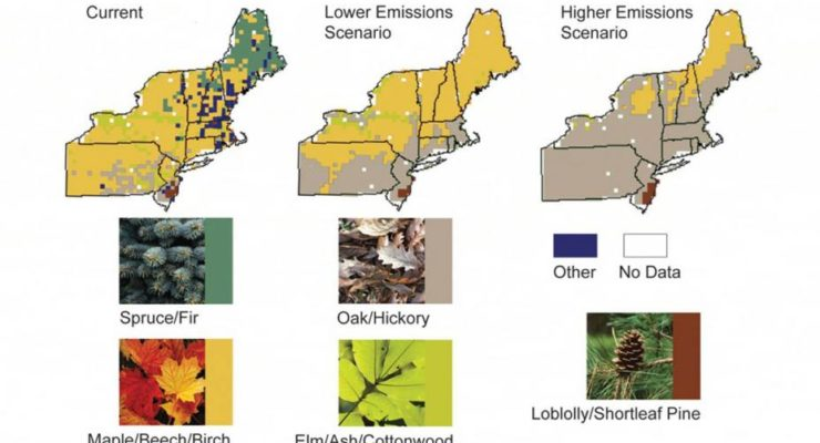 EPA: Climate Impacts in the Northeast