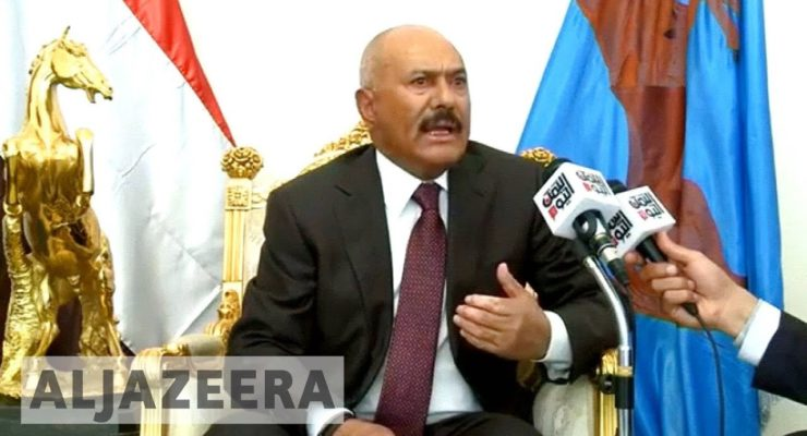 Split in Rebel Yemeni coalition, as Saleh turns on Houthis, seeks peace with Saudis