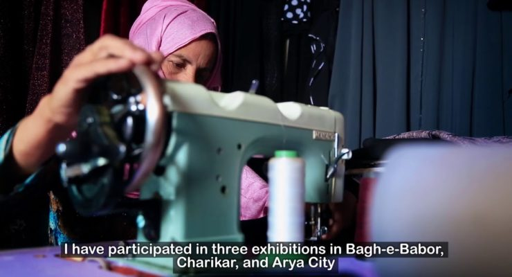 The Unlikely Industry Empowering Women in Afghanistan