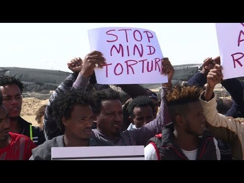 Anger as Israel begins deportation of African Refugees
