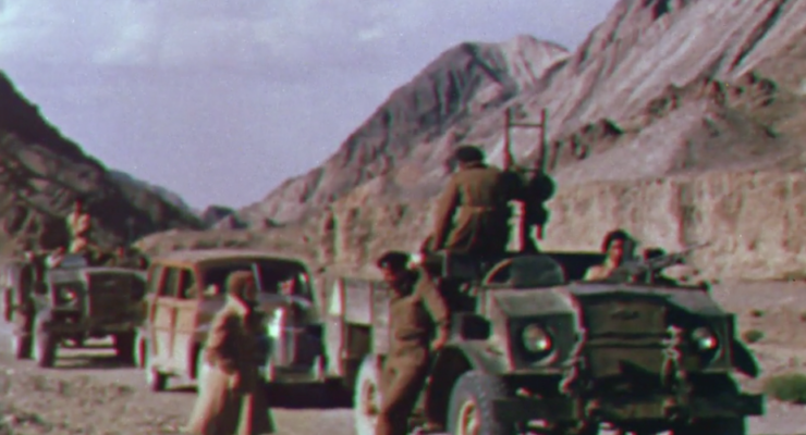 British Empire's hidden workings in India and Iran revealed in remarkable new film footage