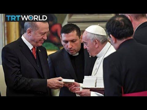 Turkey & Vatican tag team Trump over Jerusalem