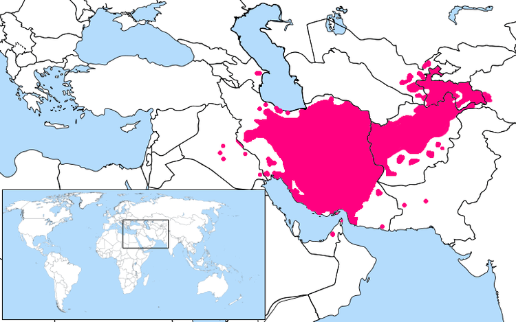 Persian_Language_Location_Map1