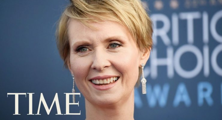 Actor Cynthia Nixon, NY Governor Hopeful, attacked over Israel Boycott