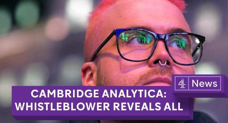 Facebook Suspends Cambridge Analytica Firm Involved in Trump Campaign