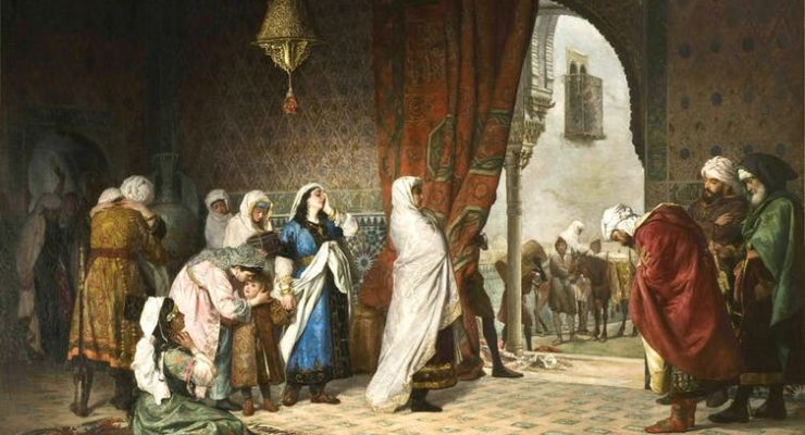 'These are the keys of this paradise': how 700 years of Muslim rule in Spain came to an end