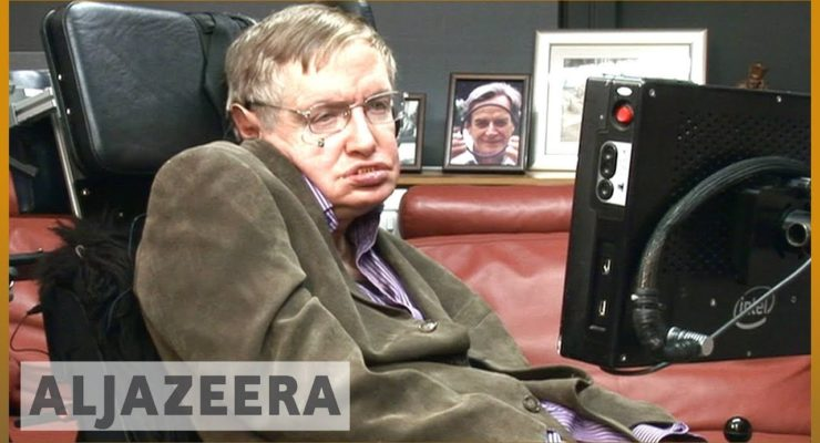 Renowned Physicist, Social Activist Stephen Hawking Dead at 76