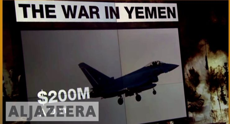 Why is Pompeo Suddenly against Saudi Arabia's War on Yemen?