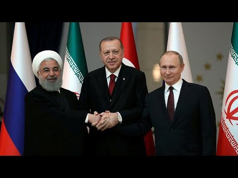 Will an Emerging Russia-Turkey-Iran Alliance  Reshape the Middle East?