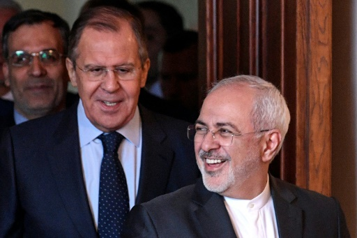 Iran Foreign Minister in Moscow as Russia moves to save nuclear deal