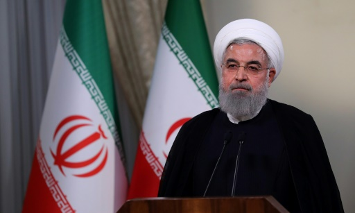 Iran's Rouhani: 'world no longer accepts US deciding for them'
