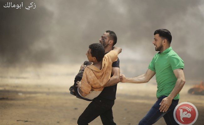 Israeli Supreme Court Lets Army Shoot Unarmed Protesters in Violation of anti-Nazi Geneva Accords
