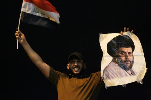 Still not Bush's Iraq: Anti-American Cleric, Pro-Iran Militia and Communists ahead in Election