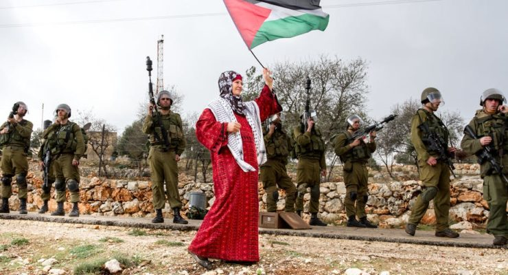 Palestinian women: a history of female resistance in Gaza and the West Bank
