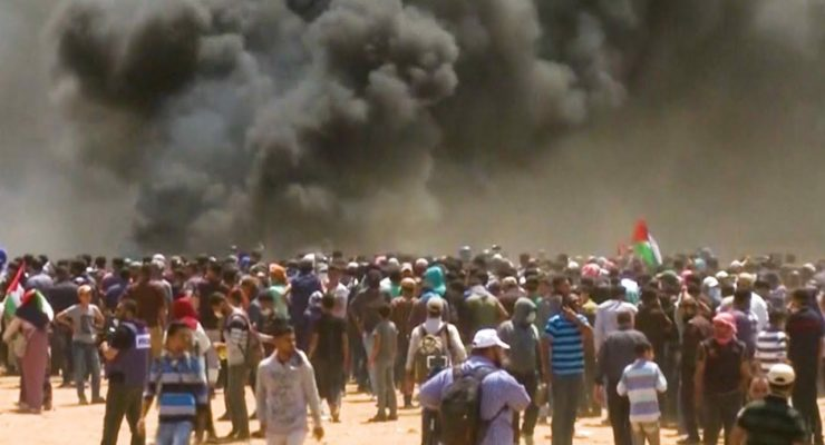 Stop telling Palestinians to be 'resilient' – the rest of the world has failed them