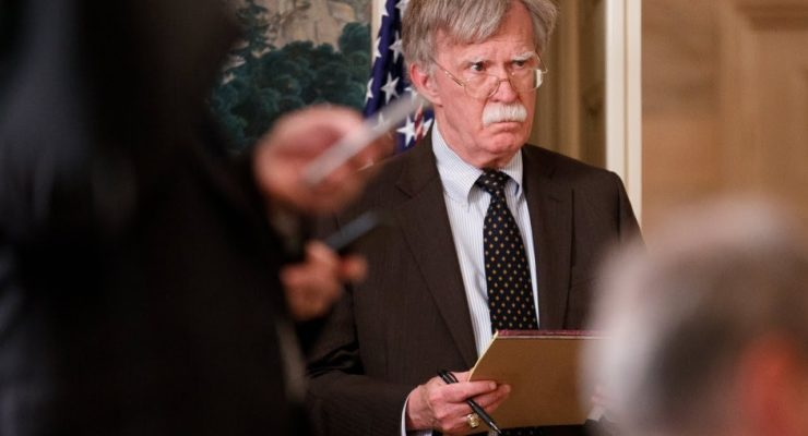 The Bolton Administration Has Already Begun