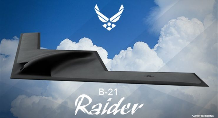 Quiet Armageddon: Pentagon's Hush-Hush new B-21 Stealth Bomber can Carry Nukes