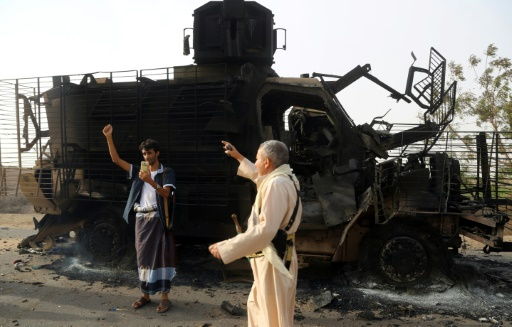 Forgotten War in Yemen Heats up as 100 die in Fight for Key Port