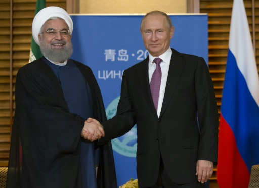 With G7 in Disarray, Putin & Xi court Iran at Shanghai Cooperation Council