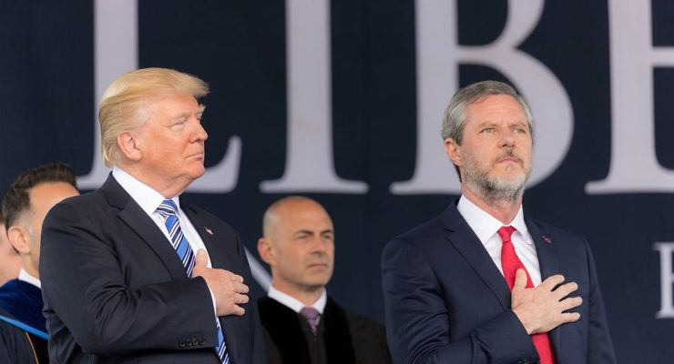 Why do Evangelicals Keep Falling for the Trumps and Nixons?