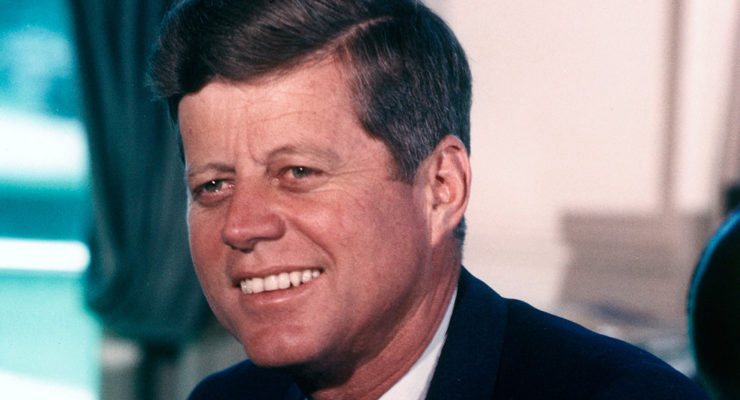 JFK Made a Forgotten Turn toward Peace before He Was Killed; We've Abandoned it Entirely