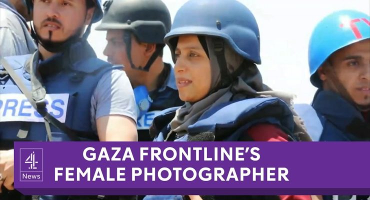 The Women of Gaza and the Great March of Return