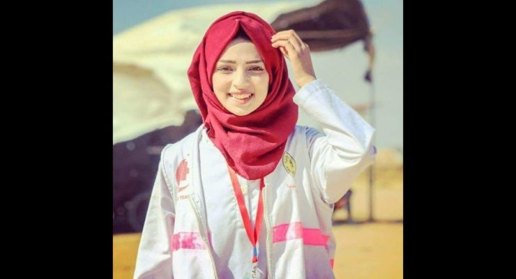 War Crimes: Israeli Snipers Kill Palestinian Nurse, Injure 100, at Gaza March of Return