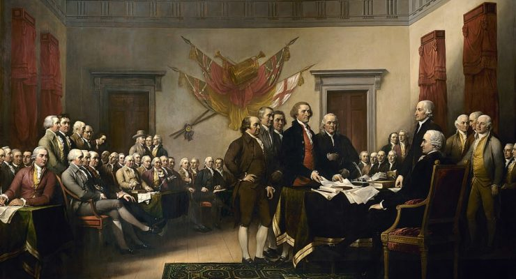 Top 3 Grievances  against Trump the Founders would have Had