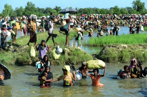 Army of Buddhist Burma made 'Systematic' Crackdown Plan for Muslim Rohingyas