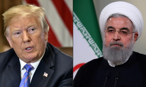 """""""UNIMPRESSED"""": Iran Throws Shade on Trump's All-Caps Twitter Threat"""