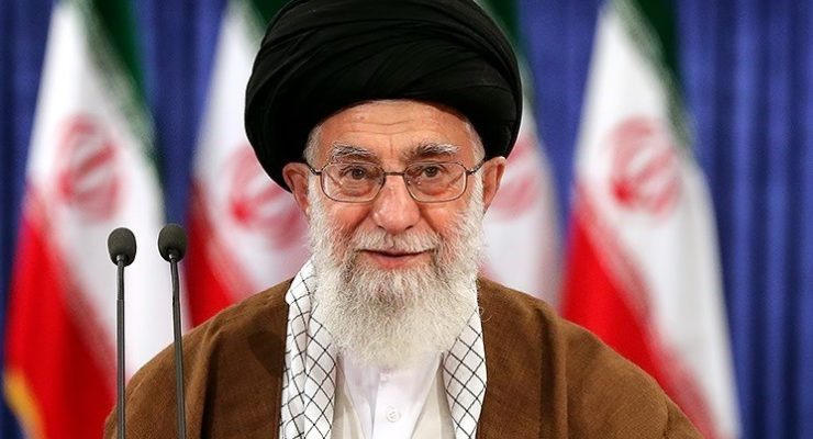 Iran's Khamenei endorses Closing Gulf Oil Shipping if US Blockades