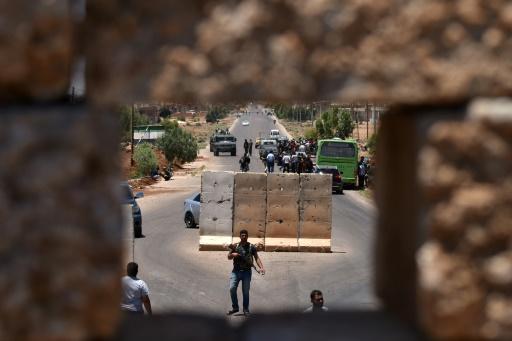 Syrian Army Raises Flag in Daraa, Cradle of Failed Revolution