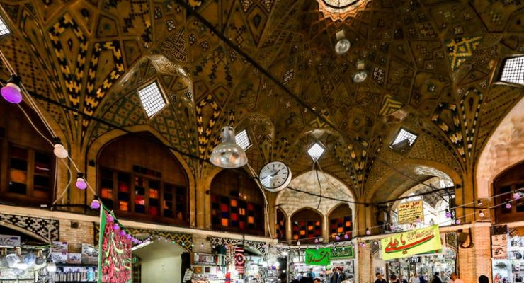 No New Revolution: Iran's Grand Bazaar is now a Pillar of Establishment