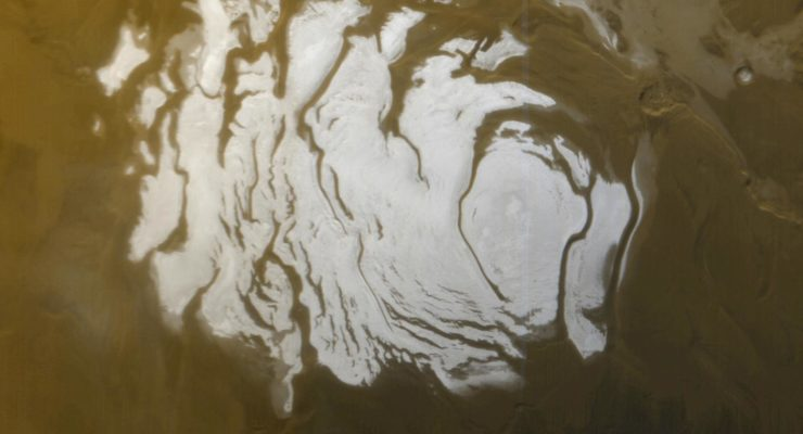 In turning point for Humanity, Scientists Discover a Large Lake on Mars