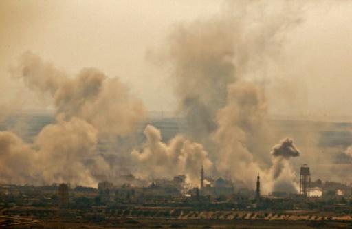 Syria Rebels Surrender Zone Bordering Israeli-Occupied Golan